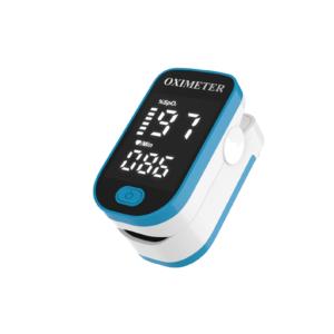 אוקסימטר – מכשיר קומפקטי למדידת דופק וריווי חמצן בדם