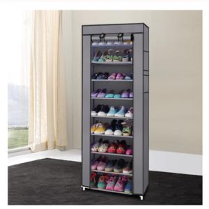 ארון נעליים מודולרי 9 קומות ל 27 זוגות נעליים